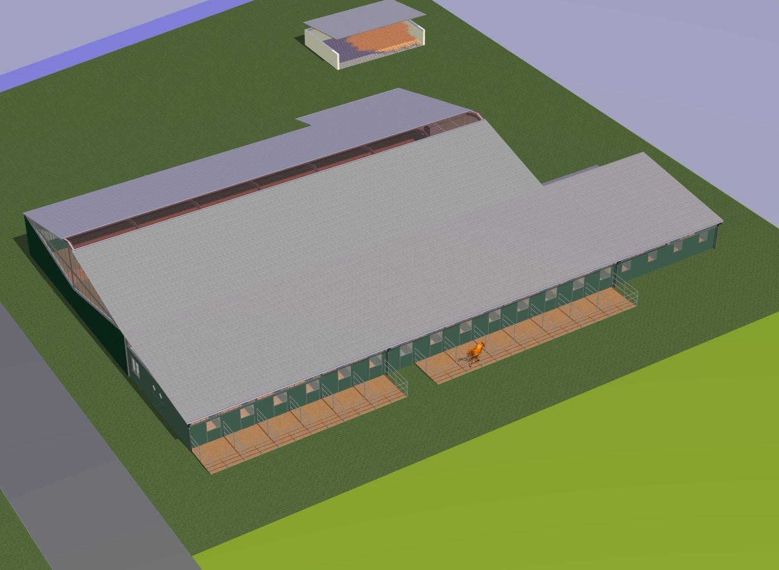 Asche Planung 2017 mit Dach