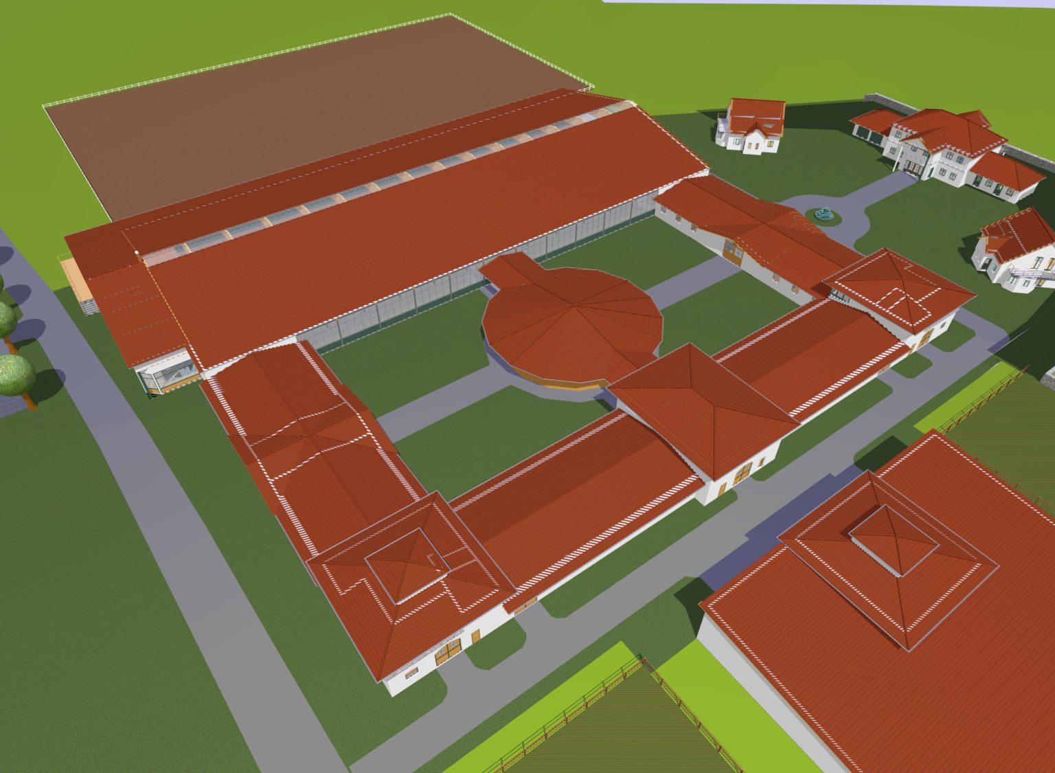 Wismar 2 mit Dach